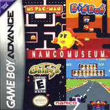 Namco Museum (Game Boy Advance)